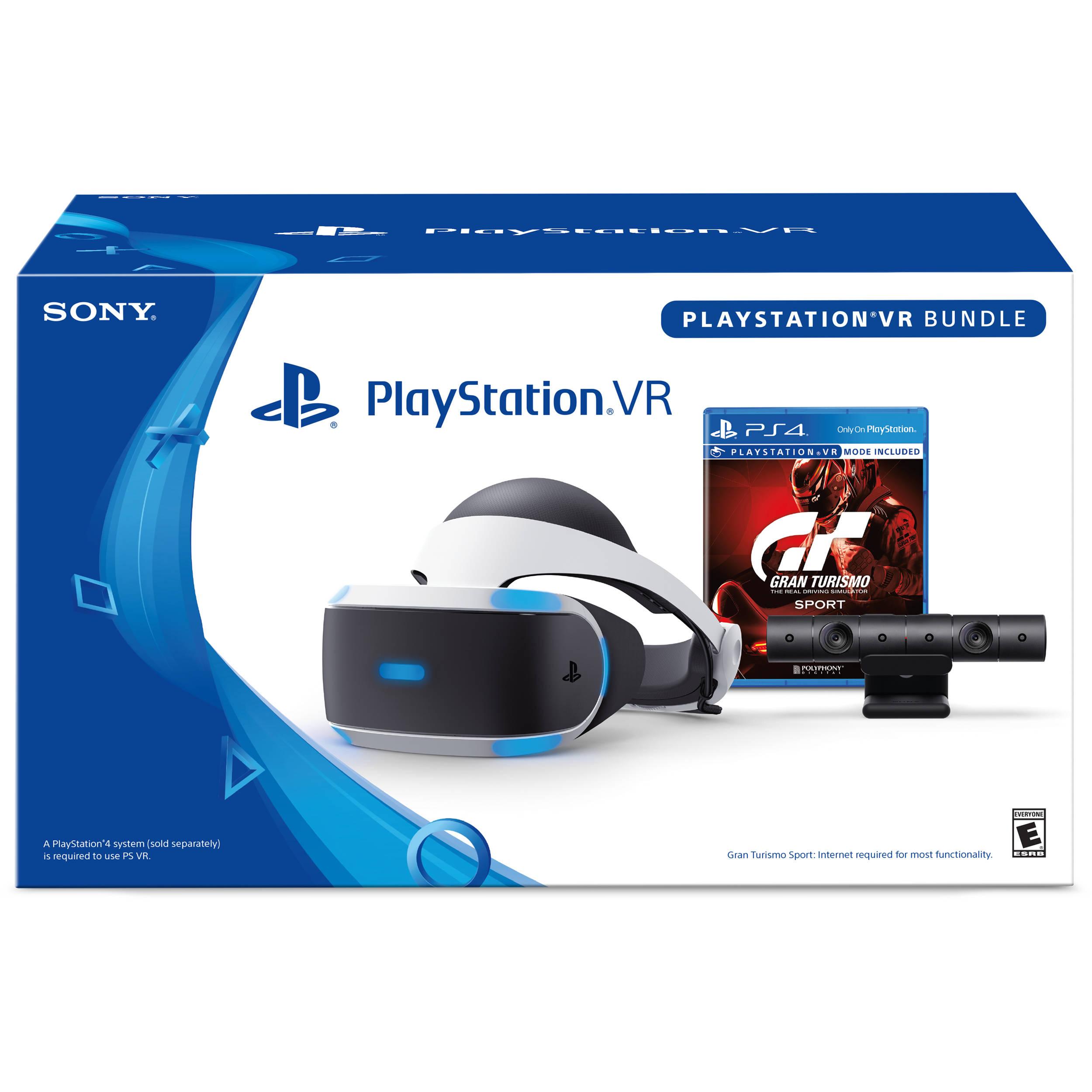 Playstation Vr Con Juego Gran Turismo Sport Tienda Tecnologica De